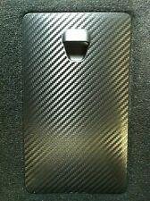 (2) 991 or 981 Carbon Fiber Finish Fuse Panel Covers '12-on