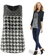 NEW CAbi 2015 Fall Broken Check Top - Perfect Pairs with Everything -XS,S,M,L,XL