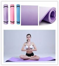 EVA 6mm Thick Non-slip Yoga Mat Health Lose Weight Exercise Fitness Pad 6mm MG