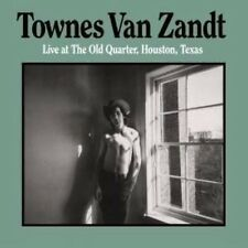 Live At the Old Quarter - Van Zandt,Townes New & Sealed LP Free Shipping