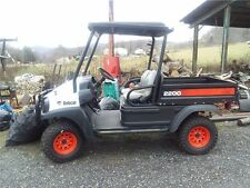 Bobcat 2200 Utility Vehicle Gas / Diesel Workshop Service Manual - Exclusive