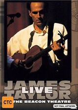 James Taylor - Live At The Beacon Theatre - DVD Region 4 Brand New Free Shipping