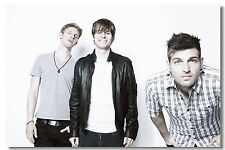 Poster Silk Foster The People Band Group Room Club Art Wall Cloth Print 208