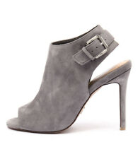New Wanted Diamond Grey Women Shoes Casuals Peep Toes High Heels