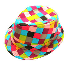 hot Fashionable Kids Jazz Toddler Cap Cool Photography Fedora Hat For Children