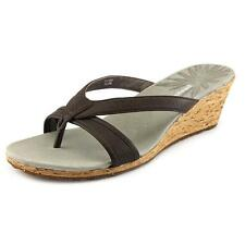 Patagonia Solimar Slide   Open Toe Leather  Wedge Sandal