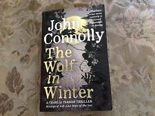 John Connolly.                                 The Wolf In Winter