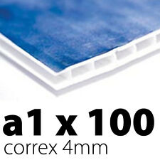 100 x Correx Sign Boards | 4mm A1 | Printed UV Full Colour