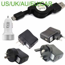 Retractable micro usb charger for Samsung I9003 S5830 Galaxy Ace car