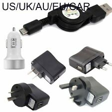 Retractable micro usb charger for Treo Pro 850 Amazon Kindle 2 Google Nexus car