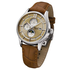 Arbutus Analog Casual   Brown SWISS Mens Watch AR907SIF