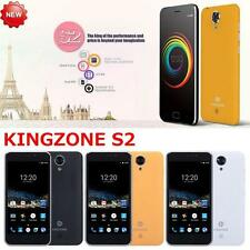 "KINGZONE S2 3G MTK6580 Quad Core Smartphone 4.5"" IPS Android 6.0 1G+8G NEW"
