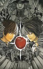 "Death Note Anime Fabric Art Cloth Poster 21x13 28x18 40x24"" Decor 11"