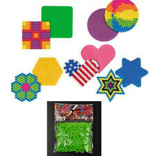 5mm EVA Hama Perler Beads For Great Kid Fun Educational Toy Children Gift new US