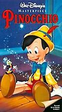 Pinocchio (VHS, 1993) - Free shipping in the USA
