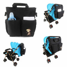 Useful Baby Diaper Nappy Changing Bag Organizer Tote Handbag W/ Changing Mat Pad