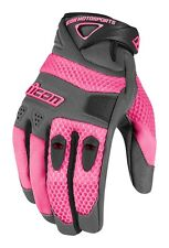 Icon Anthem Womens Gloves Pink/Grey