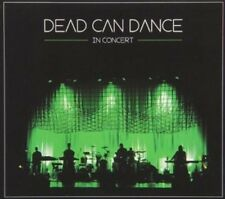 In Concert - Dead Can Dance New & Sealed CD-JEWEL CASE Free Shipping