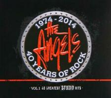 Vol. 1-40 Years of Rock-40 Greatest Studio Hits - Angels New & Sealed CD-JEWEL C
