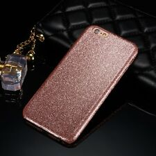 Glitter Silicone shockproof TPU soft protect skin case cover for iPhone Models