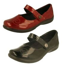 Ladies Padders Dual Fitting Mary Janes Label Lyric -W
