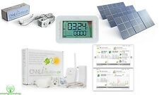 OWL Intuition-PV Solar Energy Monitor (Electricity Created, Exported & Imported)