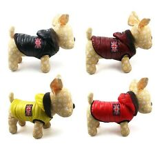 ASONPET Color Handsome Cute Warm Coat Jacket Clothes Vest for Small Dog & Puppy