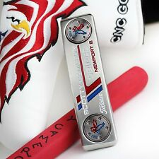 CUSTOM Scotty Cameron Putter STUDIO SELECT NEWPORT SERIES US EAGLE Edition