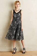 NEW Anthropologie Moulinette Soeurs Calendula Dress Size 2