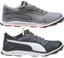 Puma Bio Drive Golf Shoes Mens CLOSEOUT New 187581- Black or Silver- Choose Size