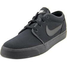 Nike Toki Low   Round Toe Canvas  Sneakers