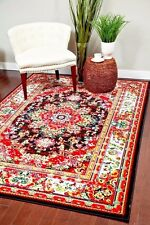 RUGS AREA RUGS 8x10 AREA RUG CARPET ORIENTAL RUG PERSIAN RUG LARGE RUGS 5x7 NEW~