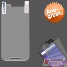 XM-Clear Anti-Grease LCD Screen Protector Film For MOTOROLA Moto G(3rd gen.)