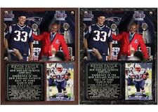 Kevin Faulk#33 New England Patriots Hall of Fame Photo Plaque