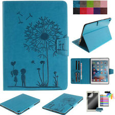 PU Leather Tablet Case for Apple iPad Mini1/2/3/4 Stand Wallet Flip Cover Skin