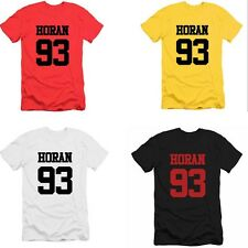 Louis Harry  93' Liam inspired New 1D T Shirt One Direction Zayn Niall HORAN