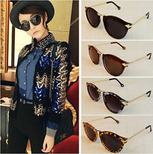 Women's Mens Sunglasses Arrow Style Eyewear Round Sunglasses Metal Frame PY