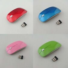Wireless Optical Mouse 2.4GHz Quality Mice USB 2.0 for PC Laptop PY