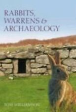 NEW Rabbits and Archaeology by Tom Williamson Paperback Book (English) Free Ship