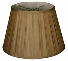 "Royal Designs 16"" Timeless Silk Empire Lamp Shade"