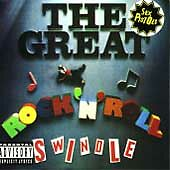 SEX PISTOLS - THE GREAT ROCK N ROLL SWINDLE - CD ALBUM - SILLY THNG +