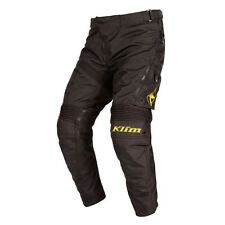 KLIM DAKAR IN THE BOOT MENS PANT 32 34 36 38 40 3182 2016 MOTORCYCLE  DUAL GEAR