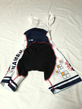 BIEMME men's carrier cycling shorts sorted by size color white/blue/blk,