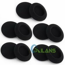 20/50/100Pcs 50mm 2'' Replacement Ear Foam Pads Cushions Cover For Headphone【US】