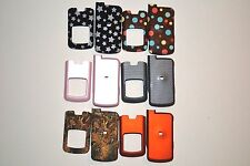 MOTOROLA I776 BOOST MOBILE/SPRINT SNAP ON COVERS/CASES NEW