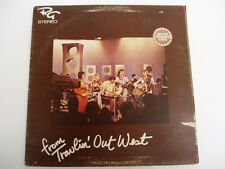 Travelin' Out West '73 OZ LP -  Williamson Ricky Tammy