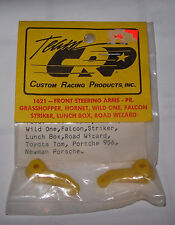 CRP 1621 Tamiya Wild One Lunch Box Falcon Steering Arms Porsche Vintage RC Parts