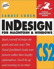 InDesign CS2 for Macintosh and Windows