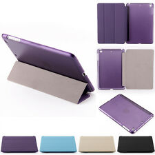Smart Magnetic PU Leather Stand Case Cover For Apple iPad 2/3/4 Mini Air 1/2