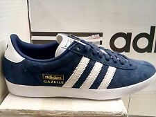 Adidas Gazelle OG Navy mens Trainers - Q21600 [31]